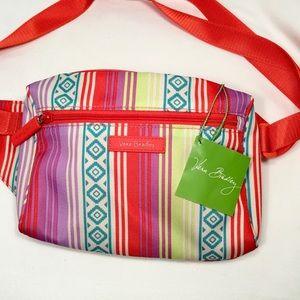NWT Vera Bradley Serape Paradise Belt Bag